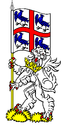 Badge of the White Lion Society